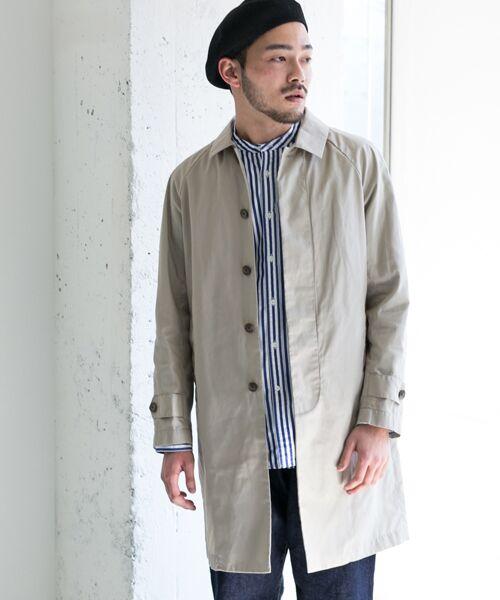 URBAN RESEARCH DOORS / アーバンリサーチ ドアーズ その他アウター | Spring Coat(Gry)