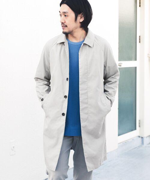 URBAN RESEARCH DOORS / アーバンリサーチ ドアーズ その他アウター | Spring Coat | 詳細11
