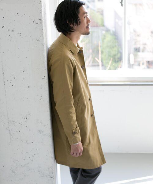 URBAN RESEARCH DOORS / アーバンリサーチ ドアーズ その他アウター | Spring Coat | 詳細2