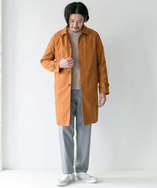 URBAN RESEARCH DOORS / アーバンリサーチ ドアーズ その他アウター | Spring Coat | 詳細21