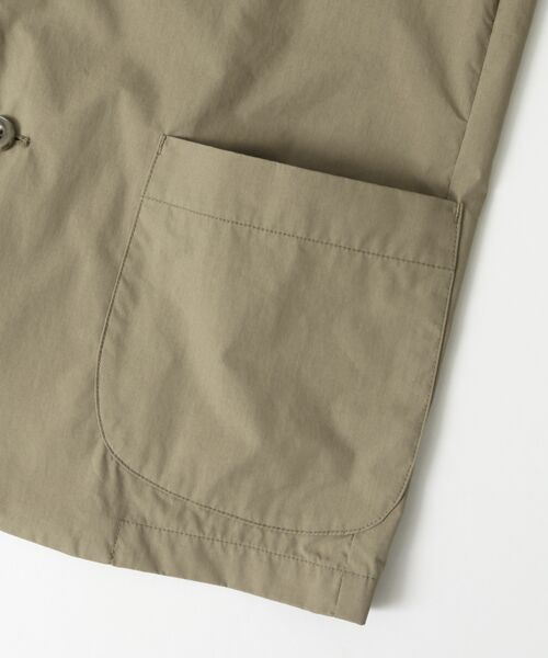 URBAN RESEARCH DOORS / アーバンリサーチ ドアーズ その他アウター | Packable Travel Jacket | 詳細13