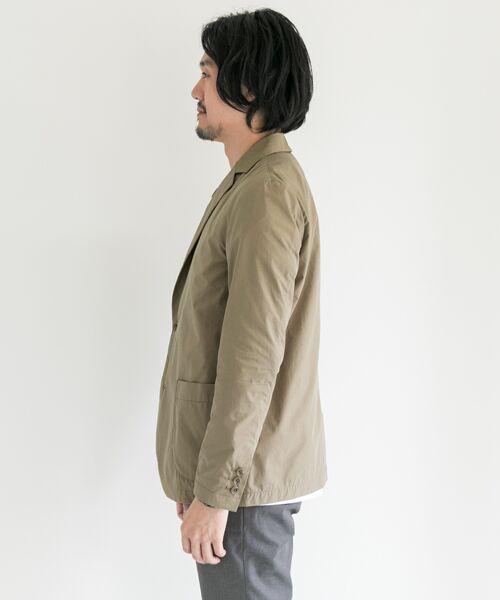 URBAN RESEARCH DOORS / アーバンリサーチ ドアーズ その他アウター | Packable Travel Jacket | 詳細8