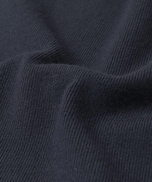 URBAN RESEARCH DOORS / アーバンリサーチ ドアーズ ニット・セーター | 袖リボンKNITプルオーバー | 詳細17