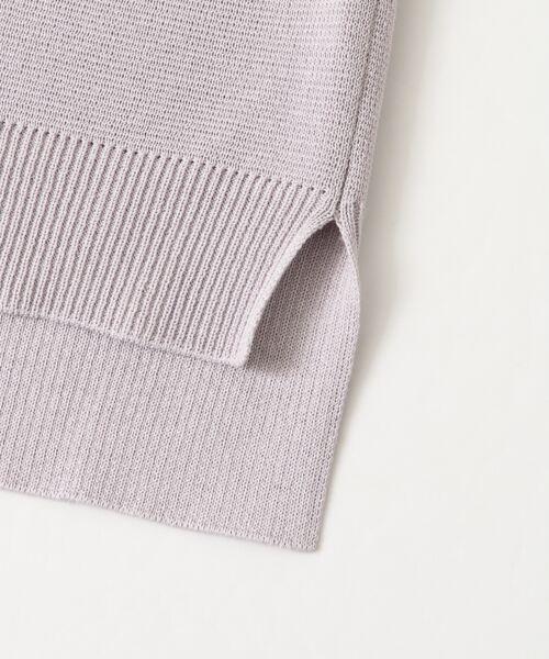 URBAN RESEARCH ROSSO / アーバンリサーチ ロッソ ニット・セーター | 【予約】ミラノリブプルオーバー | 詳細14