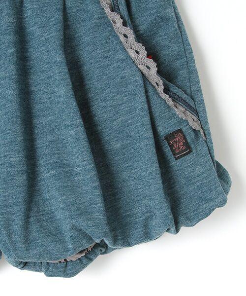 zuppa di zucca / ズッパ ディ ズッカ ショート・ハーフ・半端丈パンツ | 製品洗リバーシブルバルーンパンツ | 詳細3